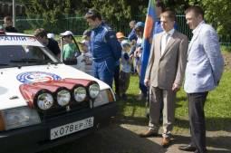 В Павловске прошли детские спортивные соревнования.