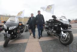 Депутат ГД РФ Сергей Бидонько посетил  Санкт-Петербург с рабочей поездкой