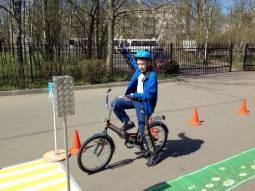 Уроки на знания ПДД для велосипедистов