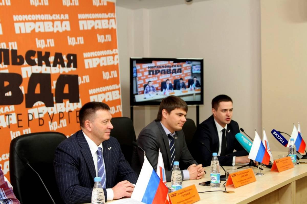 Презентован проект «Дорожная инспекция ОНФ/Карта убитых дорог» в Санкт-Петербурге