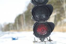 В Петербурге установят 201 новый светофор