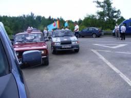 Автопробег: Нижний Новгород - Чебоксары!