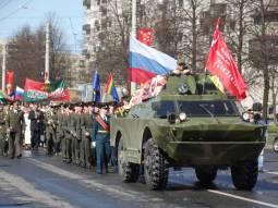 Красносельское ВОА празднует День Победы вместе с районом!