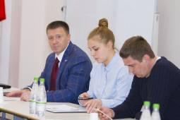 Петербургские активисты Народного фронта обсудили результаты реализации проектов ОНФ за 100 дней