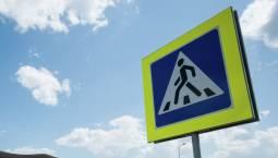 В Петербурге установят 1800 флуоресцентных дорожных знаков